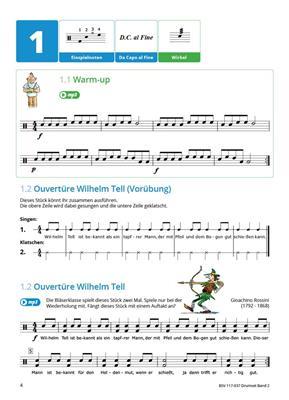 Gemeinsam Lernen und Spielen Band 2: Drum Kit