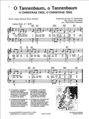 Hans-Günter Heumann: Children's Christmas Piano: Piano