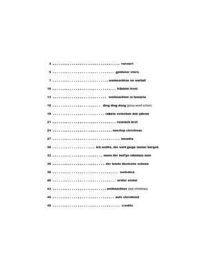 Erdmöbel: Geschenk: Das Erdmöbel-Weihnachts-Songbuch: Melody, Lyrics & Chords