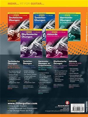 Michael Morenga: Fit For Guitar - Harmonie-Übungen: Guitar or Lute