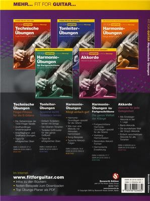 Michael Morenga: Fit For Guitar - Rhythmische Übungen: Guitar or Lute