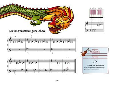 Little Amadeus - Leopolds Arbeitsbuch Band 1