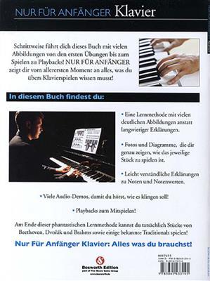 Nur Für Anfänger: Klavier