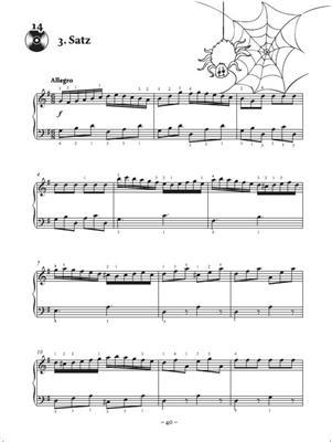 Johann Sebastian Bach: Little Amadeus & Friends - Johann Sebastian Bach: Piano