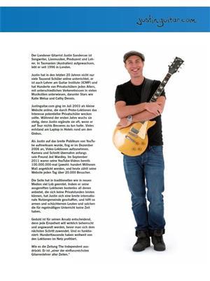 Justin Sandercoe: Justinguitar.com - Gitarrenkurs Für Anfänger: Guitar or Lute