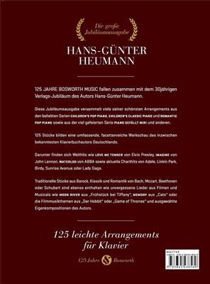 Die Große Jubiläumsausgabe: Arr. (Hans-Günter Heumann): Piano