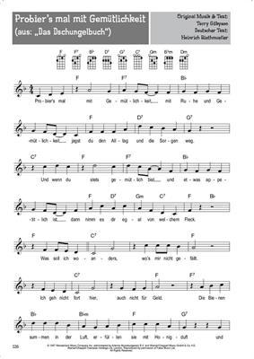 100 Kinderlieder Für Ukulele: Ukulele