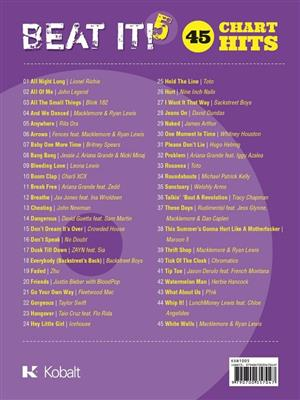 Beat It! 5: 45 Chart Hits