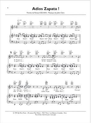 Renaud: Renaud - Collection Grands Interprètes: Piano, Vocal, Guitar