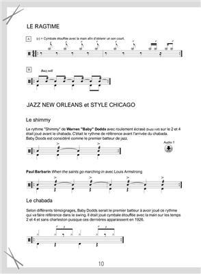 Franck Filosa: Jazz session for drums vol. 2: Drum Kit