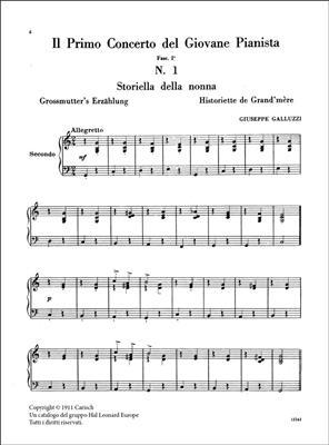 Giuseppe Galluzzi: Il Primo Concerto 1: Piano Duet