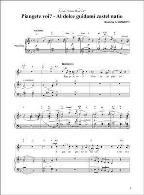 Gaetano Donizetti: Piangete Voi': Soprano