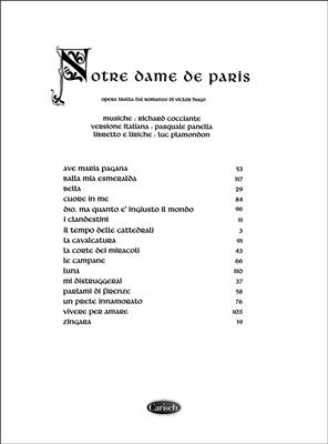 Riccardo Cocciante: Notre Dame De Paris: Voice