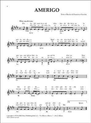 F. Guccini: Collezione D'Autore: Melody, Lyrics & Chords