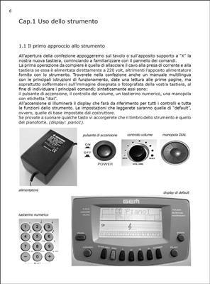 Metodo di Tastiera Elettronica