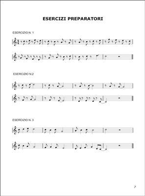 Walter Savelli: Metodo per l'esecuzione della Musica Moderna: Piano