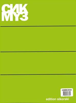 Alfred Schnittke: Hymne I: Mixed Trio