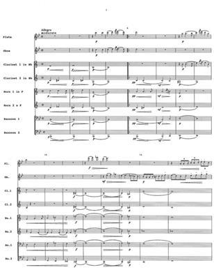 Carl Reinecke: Octett: Wind Ensemble