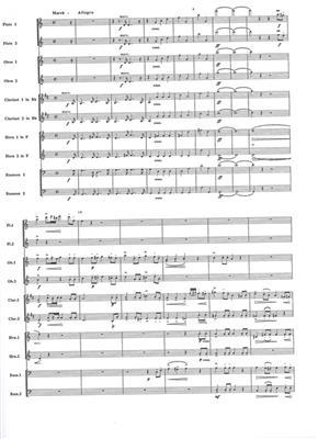 S. Jadassohn: Serenade Op. 104: Wind Ensemble
