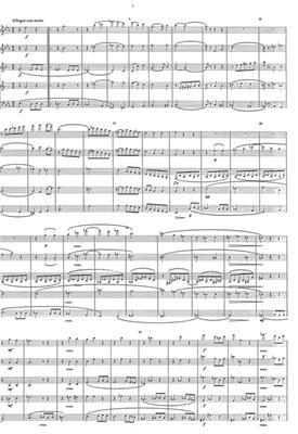 F. Kauffmann: Quintet: Wind Ensemble