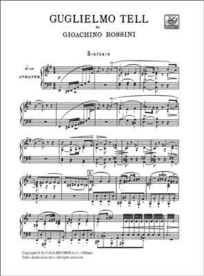 Gioachino Rossini: Guglielmo Tell: Opera