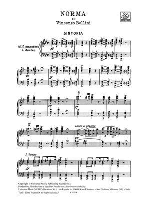Vincenzo Bellini: Norma - Vocal Opera Score: Opera