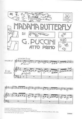 Giacomo Puccini: Madama Butterfly: Opera