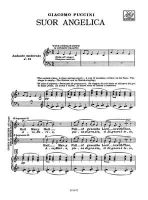 Giacomo Puccini: Suor Angelica: Opera