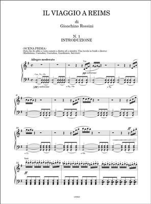 Gioachino Rossini: Il viaggio a Reims: Opera