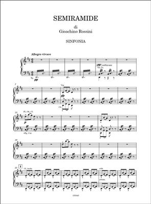 Gioachino Rossini: Semiramide Volumes 1 & 2: Voice