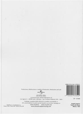 Francis Poulenc: Dialogues Of The Carmelites - Opera Vocal Score: Opera