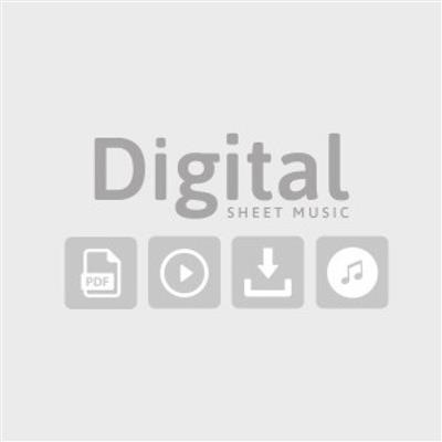 Robert Buckley: Prestidigitation (Alto Saxophone Solo with Band) Bb Clarinet 2