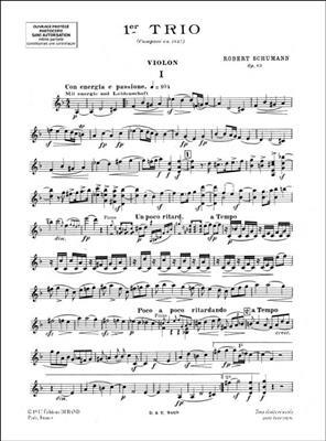 Trio N 1 Op 63 Vl/Vlc/Pno