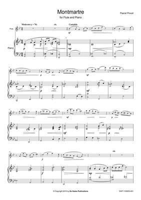 Pascal Proust: Montmartre: Flute