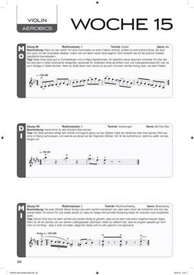 Violin Aerobics [D]: Violin
