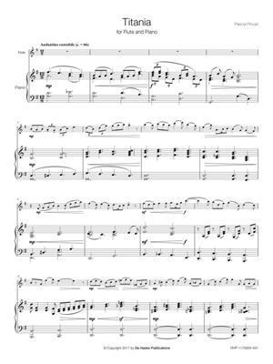 Pascal Proust: Titania: Flute