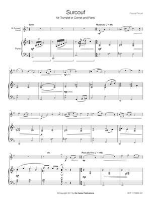 Pascal Proust: Surcouf: Trumpet