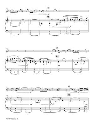 Satoshi Yagisawa: Ponte Vecchio: Trumpet