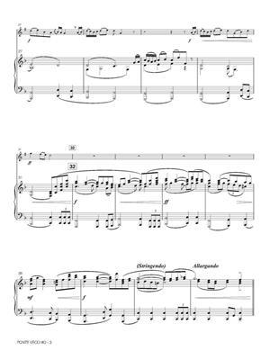 Satoshi Yagisawa: Ponte Vecchio: Baritone Horn or Euphonium