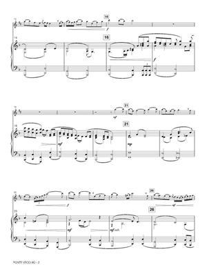 Satoshi Yagisawa: Ponte Vecchio: Alto Saxophone