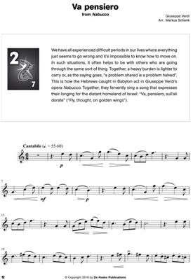 Look, Listen & Learn - My First Opera: Arr. (Markus Schenk): Alto Saxophone