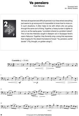 Look, Listen & Learn - My First Opera: Arr. (Markus Schenk): Trombone or Euphonium