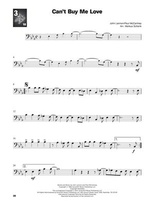 The Beatles: Look, Listen & Learn - Play The Beatles: Arr. (Markus Schenk): Trombone