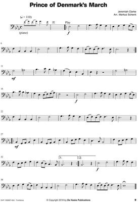 Look, Listen & Learn - Meet the Masters: Arr. (Markus Schenk): Trombone or Euphonium