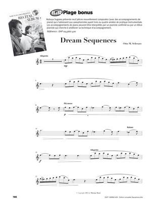 Écouter, lire & jouer Éd. complète Saxophone Alto: Alto Saxophone