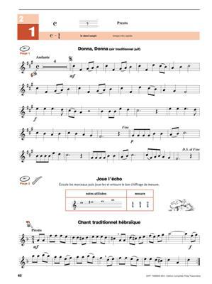 Écouter, lire & jouer Éd. complète Flûte Traversi.: Flute