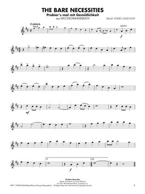 BläserKlasse Disney - Altsaxophon in Es: Alto Saxophone
