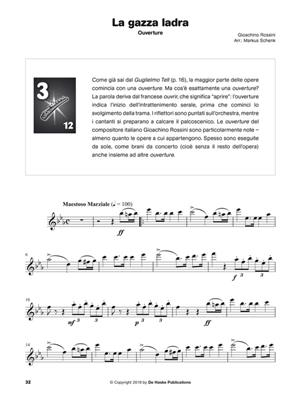 Ascolta, leggi & suona - Incontra l'opera: Arr. (Markus Schenk): Flute & Piano