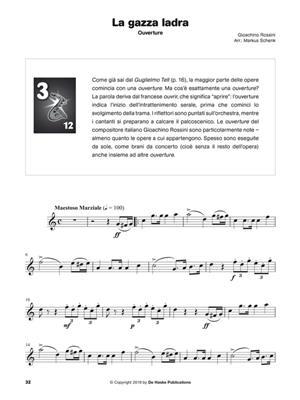 Ascolta, leggi & suona - Incontra l'opera: Arr. (Markus Schenk): Alto Saxophone