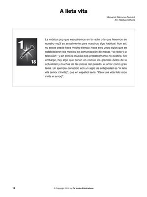 Escuchar, leer & tocar - Libro de clásica: Arr. (Markus Schenk): Clarinet & Piano